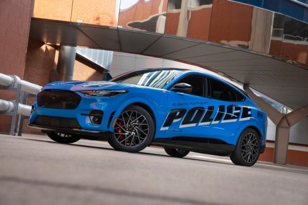 Michigan State Police to begin testing Ford Mach-E Interceptors